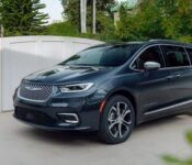 2022 Chrysler Pacifica Awd Changes