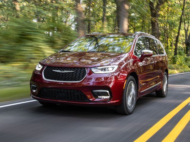 2022 Chrysler Pacifica Phev