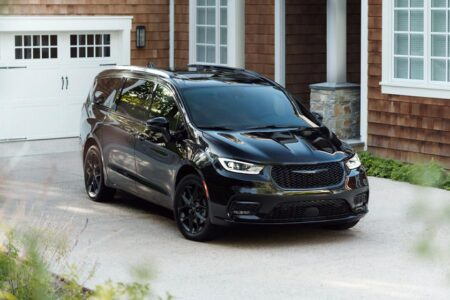 2022 Chrysler Pacifica Release Date Hellcat