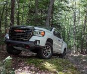 2022 Gmc Canyon At4 Colors Release Date