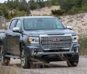 2022 Gmc Canyon Changes Colors Denali Release Date Truck