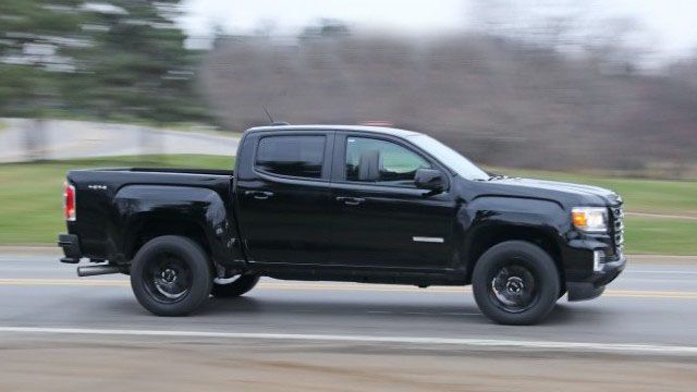 2022 Gmc Canyon Exterior Colors Diesel