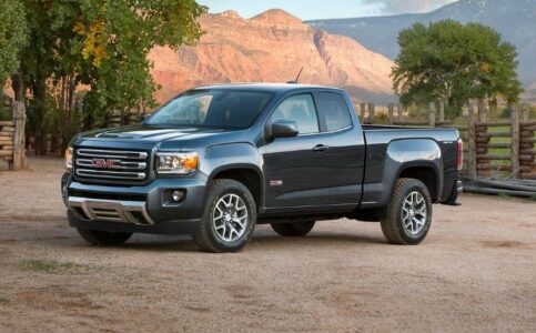 2022 Gmc Canyon Release Date Redesign