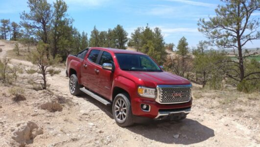 2022 Gmc Canyon Specs Engine Pictures Pickup