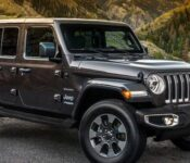 2022 Jeep Wrangler Images