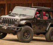 2022 Jeep Wrangler Price V8