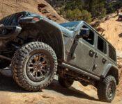 2022 Jeep Wrangler Towing Capacity