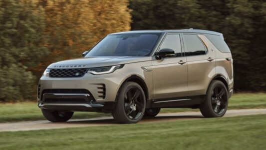 2022 Land Rover Discovery Colors Cost Configurations Concept