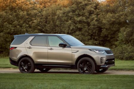2022 Land Rover Discovery Extreme Forum Features Gladiator