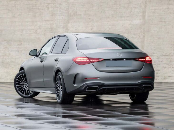 2022 Mercedes C Class All Terrain