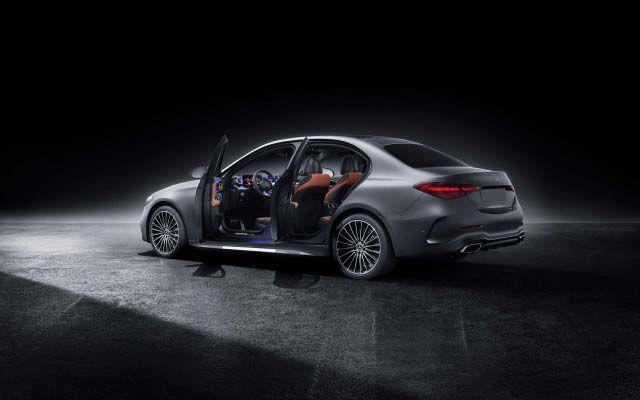 2022 Mercedes C Class Convertible