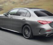2022 Mercedes C Class Interior Review