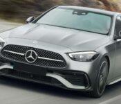 2022 Mercedes C Class Wagon Price Canada