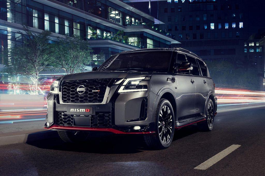 2022 Nissan Armada Mpg Platinum Price