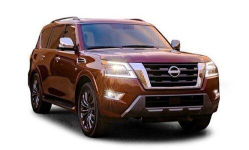 2022 Nissan Armada Platinum Transmission