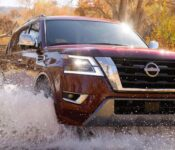 2022 Nissan Armada Release Date