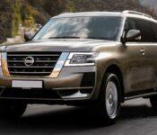 2022 Nissan Armada S Midnight Edition