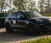 2022 Porsche Macan Ev Colors Canada