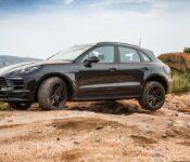 2022 Porsche Macan Ev Hybrid News