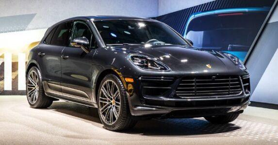 2022 Porsche Macan Ev Interior Ev