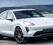 2022 Porsche Macan Ev Price S