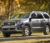 2022 Toyota Sequoia Colors Towing Capacity