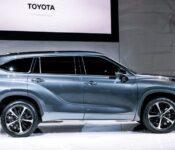 2022 Toyota Sequoia Engine Options Hybrid