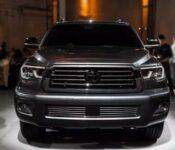 2022 Toyota Sequoia Redesign Rumors