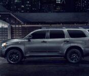 2022 Toyota Sequoia Trd Pro Platinum Trd V6