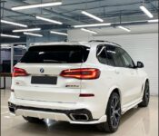 2022 Bmw X5 Black Competition