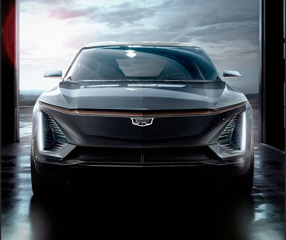 2022 Cadillac Xt5 Dimensions Images