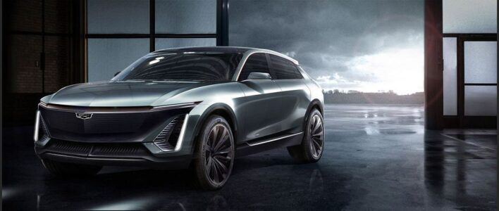 2022 Cadillac Xt5 Interior New Colors