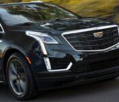 2022 Cadillac Xt5 Platinum Pictures