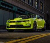 2022 Chevrolet Camaro Horsepower Zl1