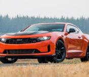 2022 Chevrolet Camaro Mid Engine Colors