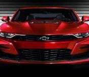 2022 Chevrolet Camaro Ss Body Styles
