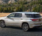 2022 Chevrolet Traverse Changes Canada Sport Edition