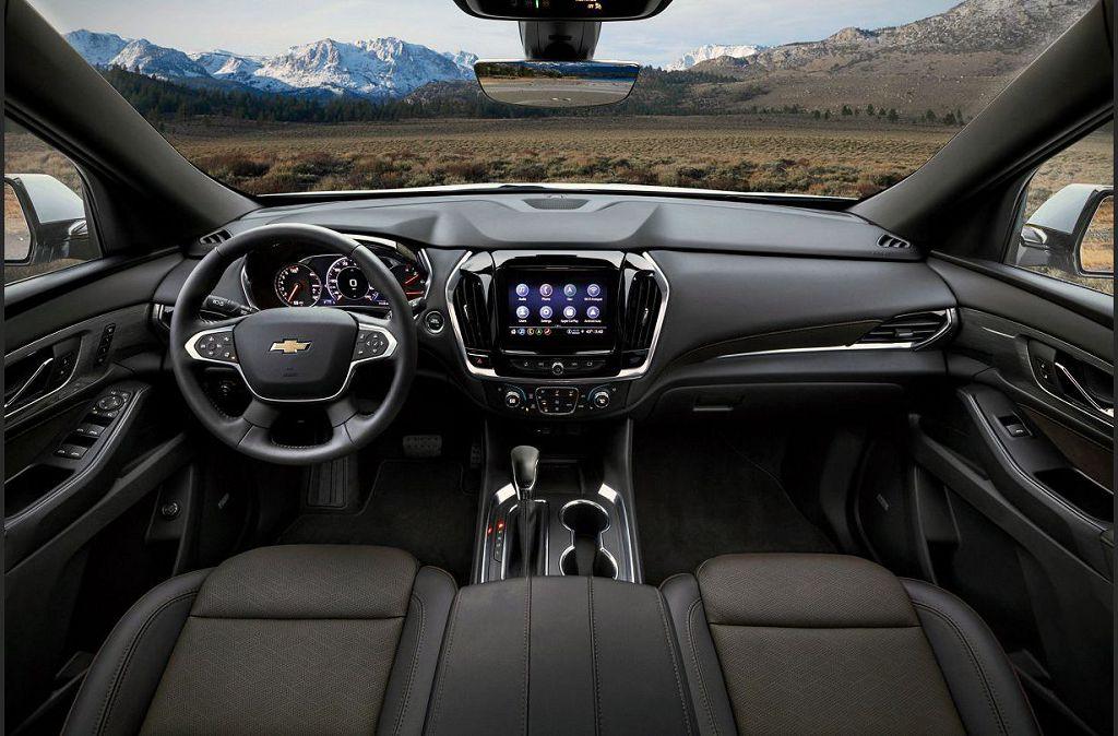 2022 Chevrolet Traverse Configurations Awd