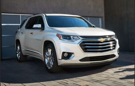 2022 Chevrolet Traverse High Country Premier