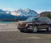 2022 Chevrolet Traverse Images Lt Awd Specs
