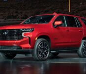 2022 Chevy Tahoe Release Date Electric Engine Options