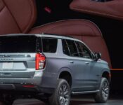 2022 Chevy Tahoe Review Specs Sport Towing Capacity