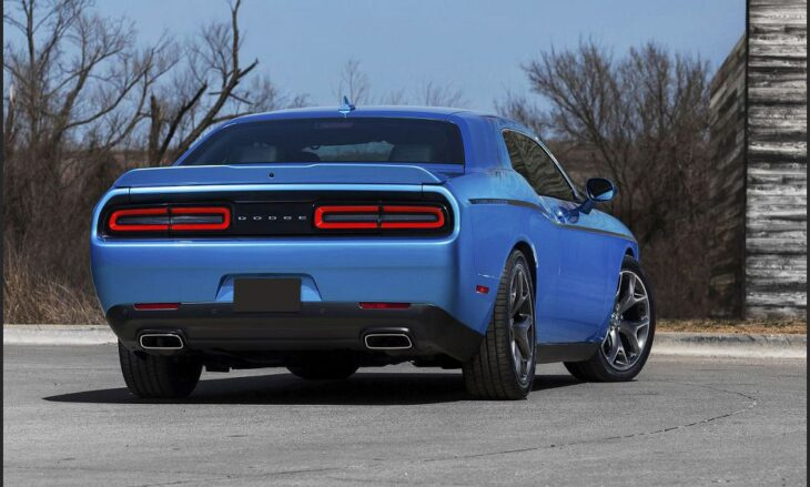 2022 Dodge Challenger Awd Gt Wide Body Changes