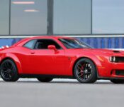 2022 Dodge Challenger Ghoul Price Horsepower 0 60 Ghoul Specs