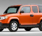 2022 Honda Element Release Date