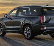 2022 Hyundai Palisade Availability Colors Configurations
