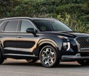 2022 Hyundai Palisade Inventory Interior Colors Length Limited