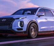 2022 Hyundai Palisade Models Manual News Nightfall Edition