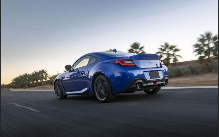 2022 Subaru Brz Automatic Awd Accessories Available