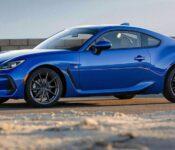 2022 Subaru Brz Black Brochure Cost Canada